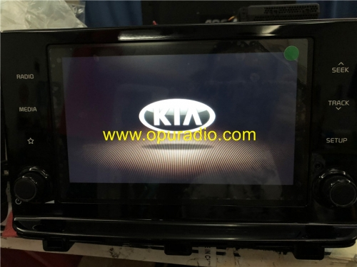 96160J7310 Radio Unit ADBC0J7EP HYUNDAI MOBIS pour 2019 2020 KIA Car Navigation Media Carpaly Europe