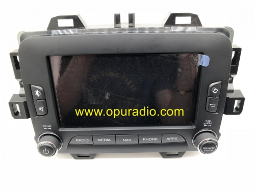 Nouveau MOPAR VP4 HARMAN INFOTAINMENT pour 2016 2017 Fiat Jeep autoradio NAV Media Phone APPS Navigation