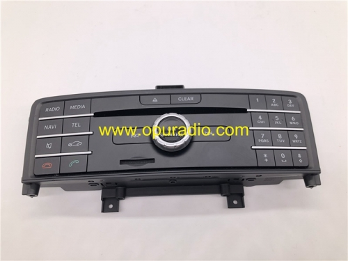 2016 2017 Mercedes Benz GLE250 faceplate bouton d'alimentation NTG5.1 navigation de voiture